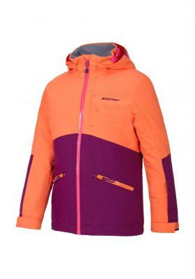 ZIENER AMIGE dětská lyžařská bunda plumberry