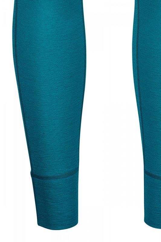 ORTOVOX 145 ULTRA LONG PANTS dámské kalhoty aqua eafe419052