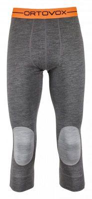 ORTOVOX 185 ROCK'N'WOOL SHORT PANTS kalhoty dark grey blend | M