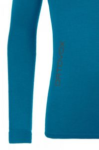 ORTOVOX 230 COMPETITION LONG SLEEVE tričko blue sea