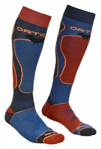 ORTOVOX SKI ROCK'N'WOOL SOCKS M ponožky night blue