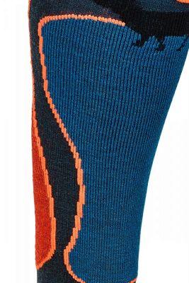 ORTOVOX SKI ROCK'N'WOOL SOCKS ponožky night blue
