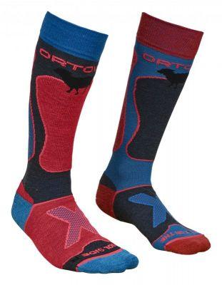 ORTOVOX SKI ROCK'N'WOOL SOCKS W dámské ponožky night blue
