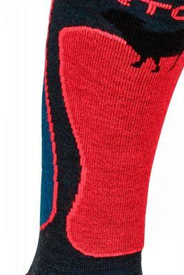 ORTOVOX SKI ROCK'N'WOOL SOCKS W dámské lyžařské ponožky night blue