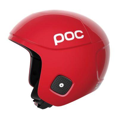 POC SKULL ORBIC X SPIN lyžařská helma bohrium red