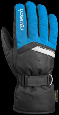REUSCH BOLT GTX prstové rukavice dresden blue black