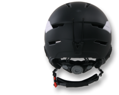 HATCHEY HARELL lyžařská helma black 20/21