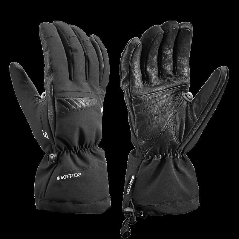 LEKI SCENE S prstové rukavice black 18/19
