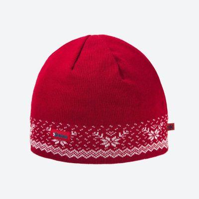 KAMA A118-104 čepice červená