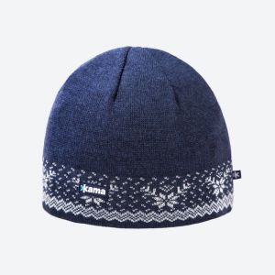 KAMA A118 čepice modrá