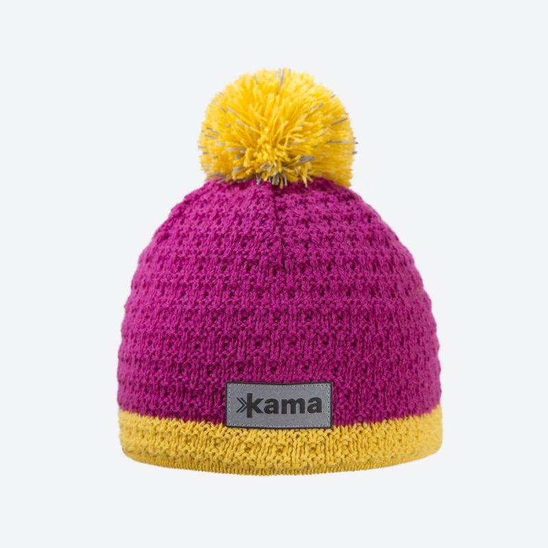 KAMA B71 dětská čepice růžová
