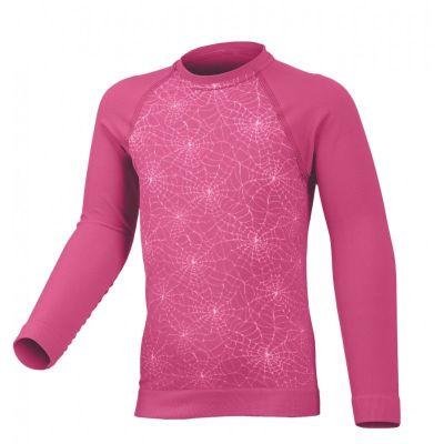 LASTING DAFNE dětské funkční tričko růžová