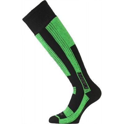 LASTING SKG lyžařské ponožky zelená