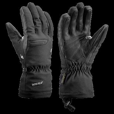 LEKI SCENE S GTX LADY dámské prstové rukavice black 18/19