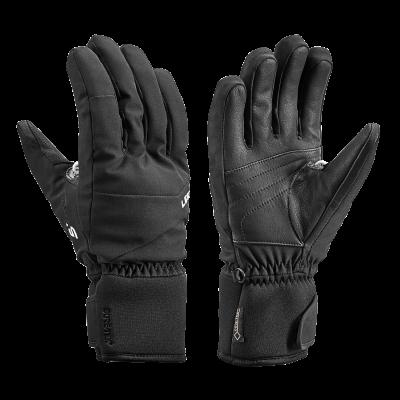 LEKI SHAPE FLEX S GTX pánské prstové rukavice black