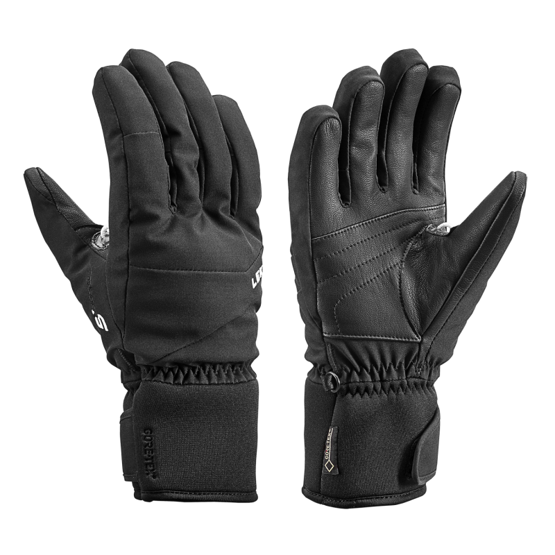 LEKI SHAPE FLEX S GTX pánské prstové rukavice black 18/19