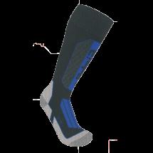 EISBÄR SKI TECH LIGHT M DX+SX ponožky anthra/blue Eisbär