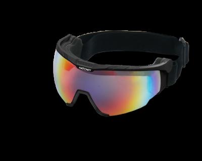 HATCHEY NORDIC TRIP běžkařské brýle black