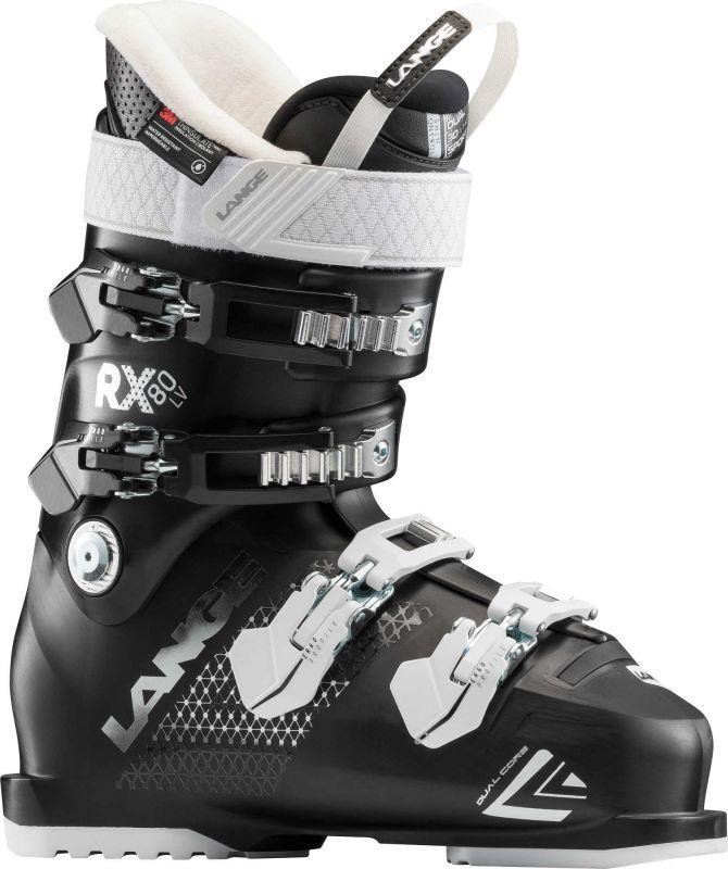 LANGE RX 80 W L.V. dámské sjezdové boty black 18/19