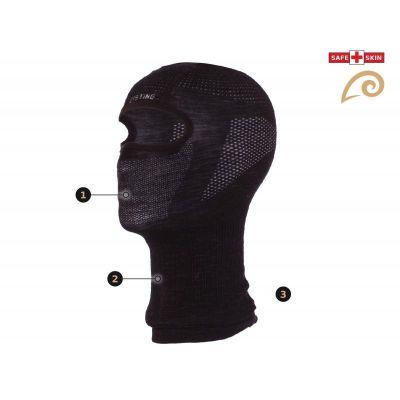 LASTING WUKLA-9090 kukla černá