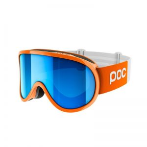 POC RETINA BIG CLARITY COMP sjezdové brýle zink orange/spektris blue 18/19